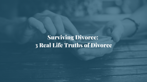 The truth of divorce